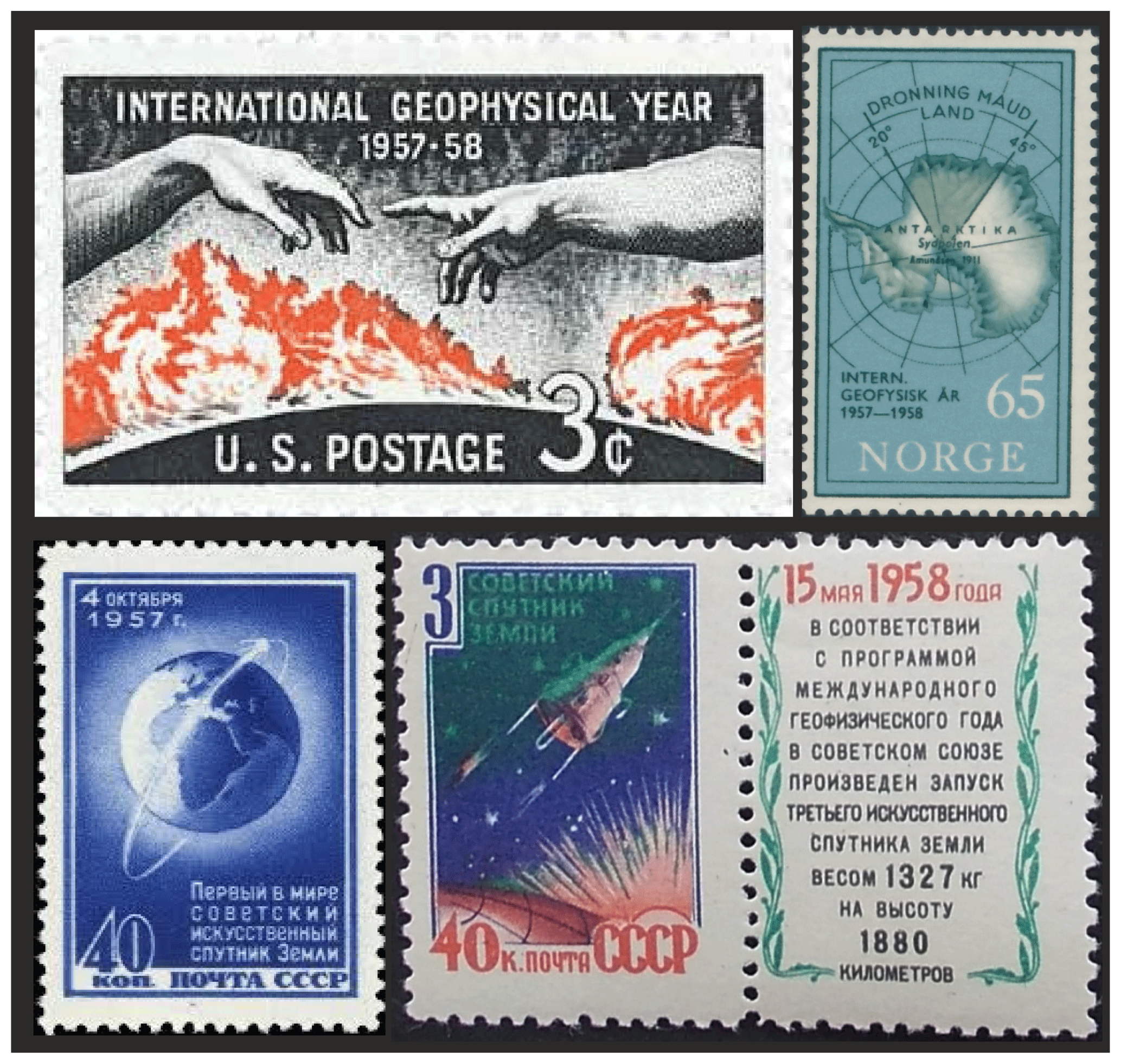 HGSS - IUGG evolves (1940–2000)